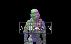 AR Ghost Title card (Okamidensetsu) Tags: acidrain toy toys laurel laurelghost ghost toyphotography oritoy mech lightpainting