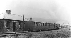 GOWRIE on a NWNGR train at Snowdon (Boxbrownie3) Tags: northwalesnarrowgaugerailways gowrie snowdon rhydddu hunslet northwales welshhighlandrailway