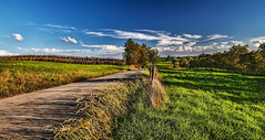 IMG_9398-01Ptzl1scTBbLGER (ultravivid imaging) Tags: ultravividimaging ultra vivid imaging ultravivid colorful canon canon5dmk2 clouds landscape autumn fields farm panoramic pennsylvania pa scenic rural vista road afternoon