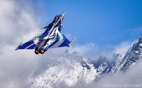 CVF | Snowy Dassault Rafale