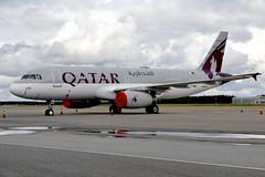 Qatar Amiri Flight A7-MBK, OSL ENGM Gardermoen (Inger Bjørndal Foss) Tags: a7mbk qatar amiriflight airbus a320 osl engm gardermoen