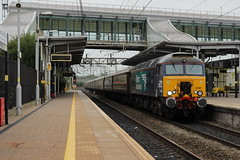 Photo of Class 57301 Goliath