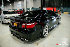 "WEKFEST 2017 NJ Ravspec WORK Zeast St 1 - Lexus LS Aimgain Widebody Kit • <a style=""font-size:0.8em;"" href=""http://www.flickr.com/photos/64399356@N08/35912410423/"" target=""_blank"">View on Flickr</a>"