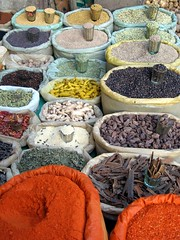 spices (gerben more) Tags: spices india olddelhi delhi food market