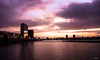 The IJ (VandenBerge Photography) Tags: amsterdam skyscape sky colors clouds sunset city cityscape water theij thenetherlands evening europe canon