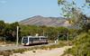 De Regreso (lagunadani) Tags: paisaje fgv 2500 tram tren ferrocarril diesel man benidorm serragelada sierrahelada automotor