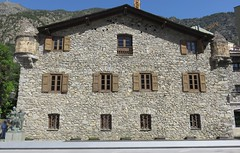 Casa de la Vall (Andorra la Vella, Andorra) (courthouselover) Tags: andorra principalityofandorra principatdandorra andorralavellaparish andorralavella nationalcapitols europe europa iberia iberiancountries iberianpeninsula westerneurope and