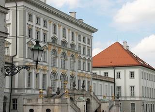 Schloss Nymphenburg. München