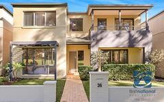 36 Somerset Street, Stanhope Gardens NSW