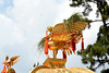 mikoshi, Sumiyoshi Matsuri, Osaka (jtabn99) Tags: matsuri festival sumiyoshitaisha shrine 20170801 osaka japan nippon nihon mikoshi bell phoenix 大阪 日本 住吉大社 夏祭 神社