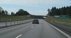 E45-23 (European Roads) Tags: e45 motorväg älvängen göteborg sweden sverige