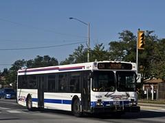 Brampton Transit 0428 (YT   transport photography) Tags: brampton transit new flyer d40lf bus