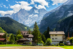 Kandersteg Mountains