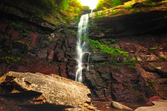 My Cup Runneth Over #2 - Kaaterskill Falls (Simmie | Reagor - Simmulated.com) Tags: 2017 cascade connecticutphotographer easterncatskillmountains greenecounty july kaaterskillcreek kaaterskillfalls landscape landscapephotography nature naturephotography newyork outdoors summer townofhunter twodrop unitedstates digital https500pxcomsreagor httpswwwinstagramcomsimmulated overcast twostagewaterfall water waterfall wwwsimmulatedcom palenville us