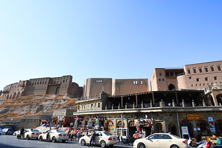 Around the Citadel, Erbil / Iraqi Kurdistan