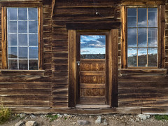 P8263953 (whyworry2010) Tags: bodie statepark california dusk sunset ruins shacks mining