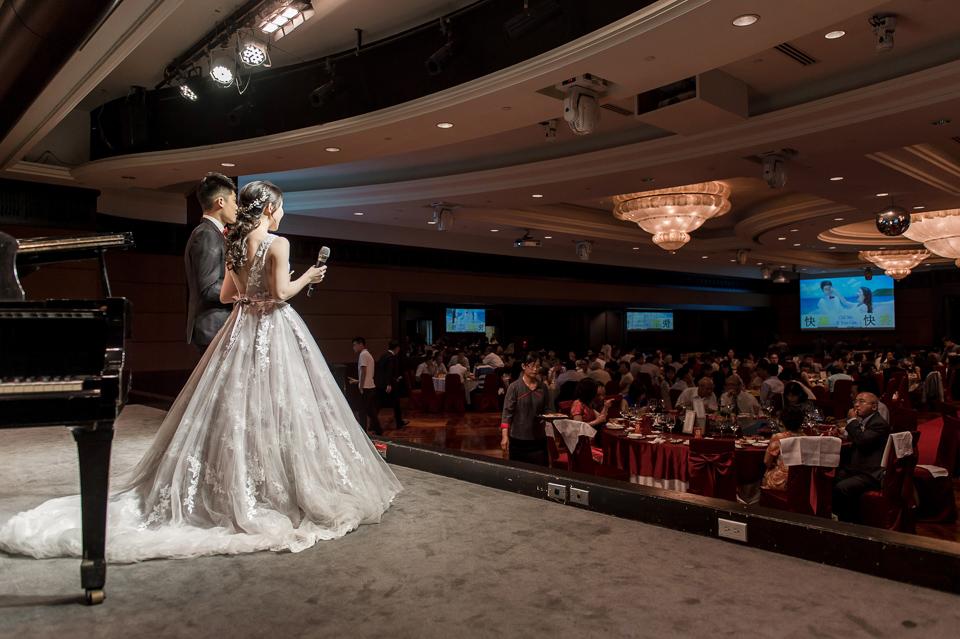 高雄婚攝 國賓大飯店 婚禮紀錄 J & M 097