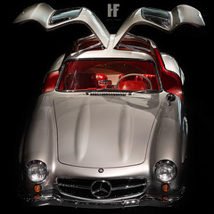 Mercedes-Benz 300 SL Coupé (1954 - 1957)
