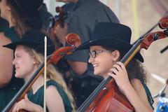 62/365/3349 (August 12, 2017) - Saline Fiddlers Philharmonic at Saline's Summerfest (August 12, 2017 in Saline, Michigan)