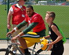 Brett Hundley Rides - 2017 (grogley) Tags: 2017 greenbay packers trainingcamp bike rides nfl wisconsin bretthundley featured