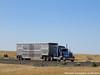 Rafter C Livestock Transportation Kenworth W900L (Michael Cereghino (Avsfan118)) Tags: rafter c livestock kenworth kw w900 w 900 l 4 axle quad trailer bullwagon bull hauler wagon rack cattler truck trucking
