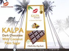 kalpa Dark chocolate with coconut palm sugar (campcochocolate) Tags: a healthier way enjoy chocolate kalpa dark with coconut palm sugar campco srkgc darkchocolate palmsugar marketed distributed by | infosrkgccom 91 888 4477 609 visit our website know more httpcampcochocolatescom