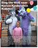 Bing the Wolf made an event in Eindhoven City last year (and also this year!) for the #KidsRun :3 My friend Arco Fluffypaw and me ended up in a little article for that ^^° Of course a lot of other fluffies were there, too! Including Codydawg Entertainment (Keenora Fluffball) Tags: keenora fursuit furry kee