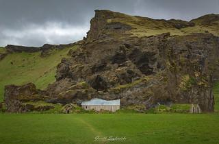 Drangurinn í Drangshlíð 2