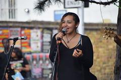 DSC_1788 Gillett Square Live Music Saturdays Dalston London Kaffa Ethiopian Coffee with Fabien August 26 2017 (photographer695) Tags: gillett square live music saturdays dalston london kaffa ethiopian coffee with fabien august 26 2017