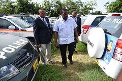 SECURITY MINISTER SAYS MANAGEMENT OF POLICE RESOURCES BEING IMPROVED