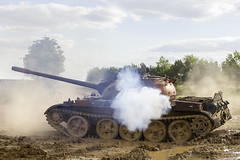 Tanks and Armoured Vehicles (Roger Brown (General)) Tags: timeline events photo shoot tanks armoured vehicles das military vehicle wing duxford 13th august 2017 roger brown canon sigma 18250mm land warfare museum imperial war