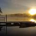SS Linda Lou (Bill Baldridge) Tags: sunrise missouri