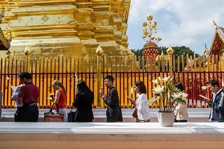 doi suthep pui chiang mai - thailande 11
