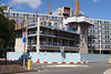New Student Development, Isambard Brunel Road, Portsmouth, August 15th 2017 (Southsea_Matt) Tags: studenthalls studentaccomodation isambardbrunelroad portsmouth hampshire england unitedkingdom canon 80d sigma 1850mm august 2017 summer building buildingsite