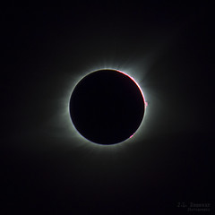 Solar Eclipse - August 21st 2017 - Totality (J.L. Ramsaur Photography) Tags: jlrphotography nikond7200 nikon d7200 photography photo cookevilletn middletennessee putnamcounty tennessee 2017 engineerswithcameras cumberlandplateau photographyforgod thesouth southernphotography screamofthephotographer ibeauty jlramsaurphotography photograph pic cookevegas cookeville tennesseephotographer cookevilletennessee eclipse solareclipse greatamericaneclipse eclipse2017 solareclipse2017 greatamericaneclipse2017 greatamericansolareclipse greatamericansolareclipse2017 baily'sbeads sun moon aligned totalsolareclipse totalsolareclipse2017 nature outdoors macro macrophotography closeupphotography closeup god'sartwork nature'spaintbrush blackwhitewithcolor bwwithcolor blackandwhitewithcolor onceinalifetime onceinalifetimeexperience amazing amazingexperience totality