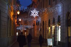 Eger lights II. (sunsetsára) Tags: christmas light lights holiday fair eger hungary hun magyarország magyar street