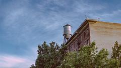 (MatthwJMartin) Tags: sky city buildings trees urban utah slc usa daytime outdoor color canon pentax 28mm street clouds brick
