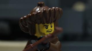Lego Chinese Militia Soldier