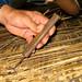 Traditional mat making