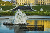 Garden in the Belvedere Palace (a7m2) Tags: brunnen fountain belvedere printeugene habsburger monarchie garden palace castle vienna austria