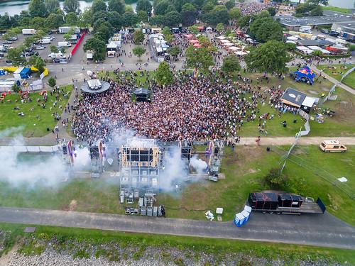 Publikum beim Springinsfeld-Festival 2017