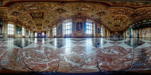 Frederiksborg Slot Riddersalen