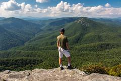 Table Rock Mountain (HD Carolina) Tags: northcarolina tablerock summit hiking linvillegorge