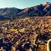 Flying into Cusco