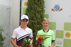 Tennis Europe Liepaja International Tournament U12, 2017