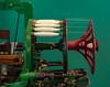 Old weaving loom bobbins (Tim Ravenscroft) Tags: weaving loom bobbins machine lowell massachusetts hasselblad x1d hasselbladx1d