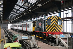 265. 08511 Cambridge Coldhams Lane depot. 27-Mar-17. Ref-D129-P265 (paulfuller128) Tags: class 08 shunter br british rail pilot jocko shunt