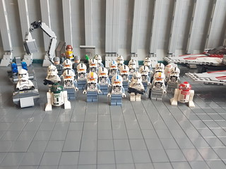 Phase II Starfighter Personnel