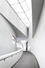 *Kiasma* (GER.LA - PHOTO WORKS) Tags: museum modern museales kiasma helsinki architecture architektur abstract art abstrakt atrium