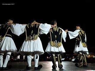 Greek folk dancers  DSCF5511